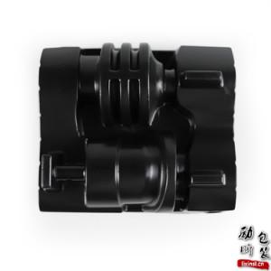 PP/ PET/PVC/PS一次性黑色塑料工业产品包装