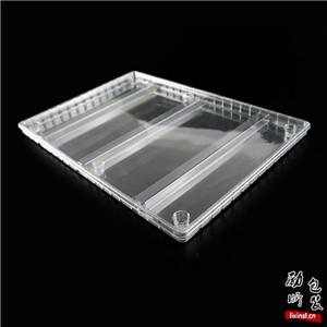 一次性透明塑料工业包装托盘