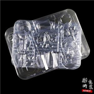 一次性塑料透明工业包装托盘