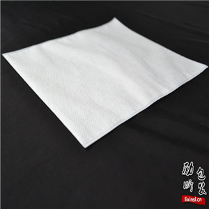 手工白色工业无纺布袋